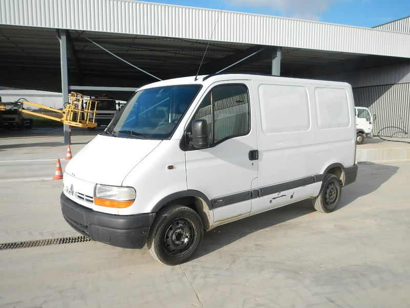 CAMIONNETTE RENAULT MASTER 2.2 DCI  2001