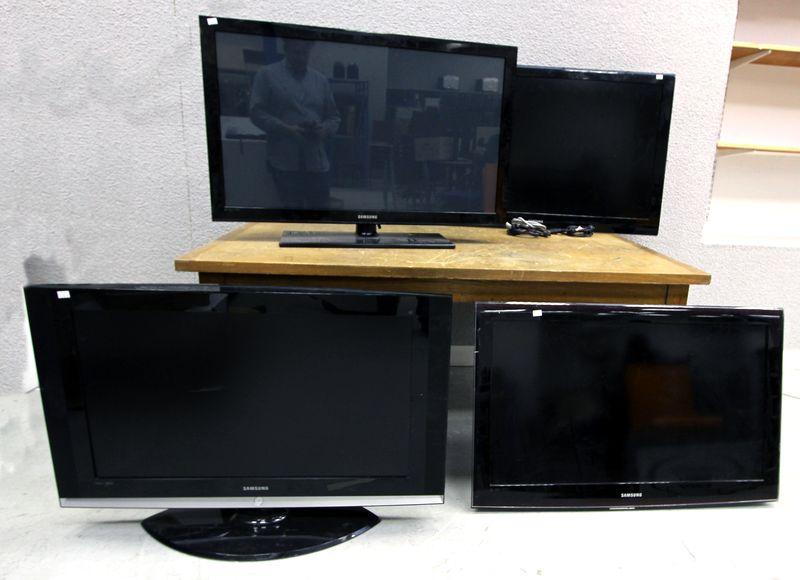 5 television lcd dont television de 46 pouces de marque samsung modele le46a568p3mxzf television pl. Black Bedroom Furniture Sets. Home Design Ideas