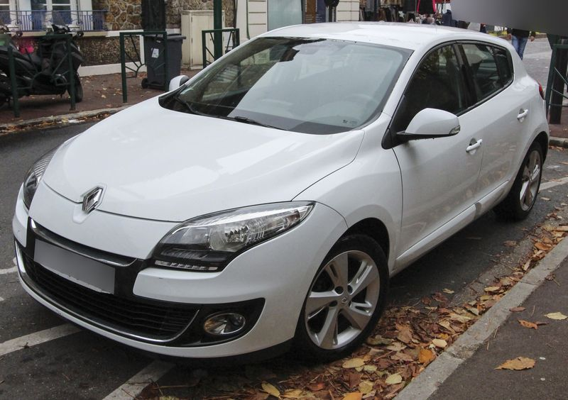 VOITURE RENAULT MEGANE 3 PHASE 2 1.5 DCI EDV ECO2