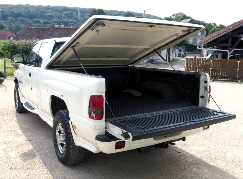 PICK-UP DODGE RAM 1500 MAGNUM SPORT V8 4X4 - 6 PLACES 1998