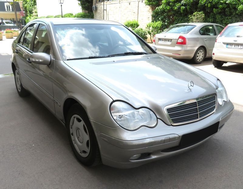 VOITURE MERCEDES BENZ C180 PHASE 2 KOMPRESSOR 1.8 INJECTION 2003