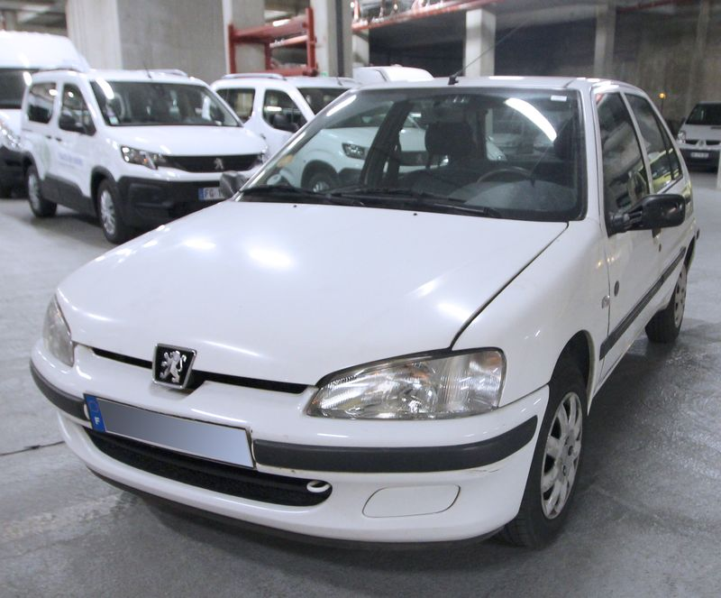 VOITURE PEUGEOT 106 PHASE 2 1.1I OPEN 1.1 INJECTION 2000