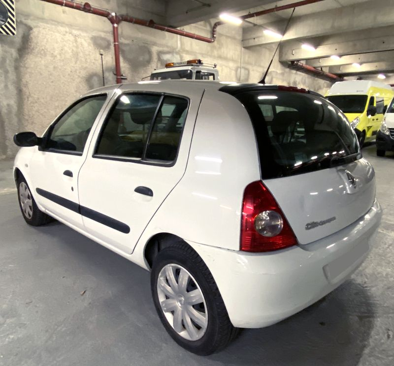 VOITURE RENAULT CLIO II PHASE 2 CAMPUS 1.5 DCI ECO2 1.5 INJECTION 2008